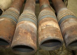 Drill pipe hardbanding services - Basong Engineering