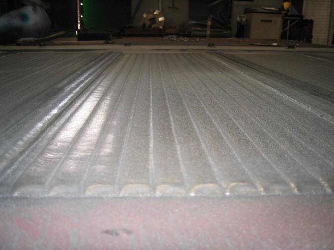 hardfacing cladding services - basong engineering